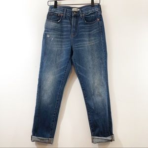Madewell Hi-Rise The Perfect Vintage Jeans Sz 26